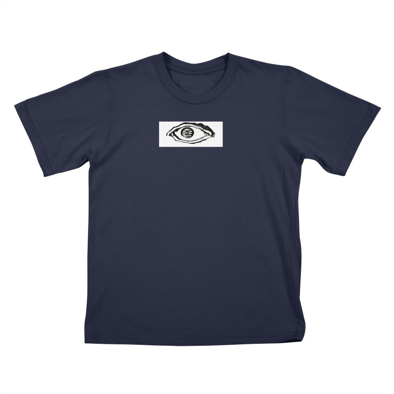 The Eye Kids T-Shirt by Crooked Eye Swag Shop