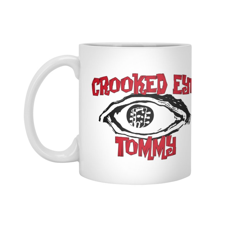 CET LIVE Accessories Standard Mug by Crooked Eye Swag Shop