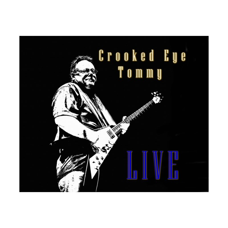 CET LIVE None  by Crooked Eye Swag Shop
