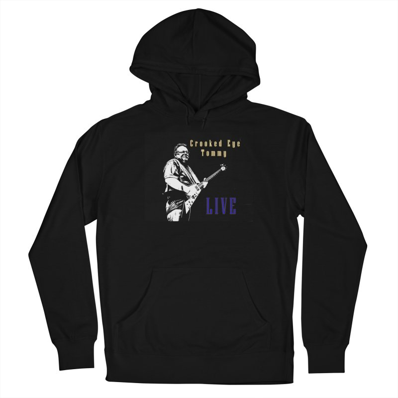CET LIVE Women's Pullover Hoody by Crooked Eye Swag Shop