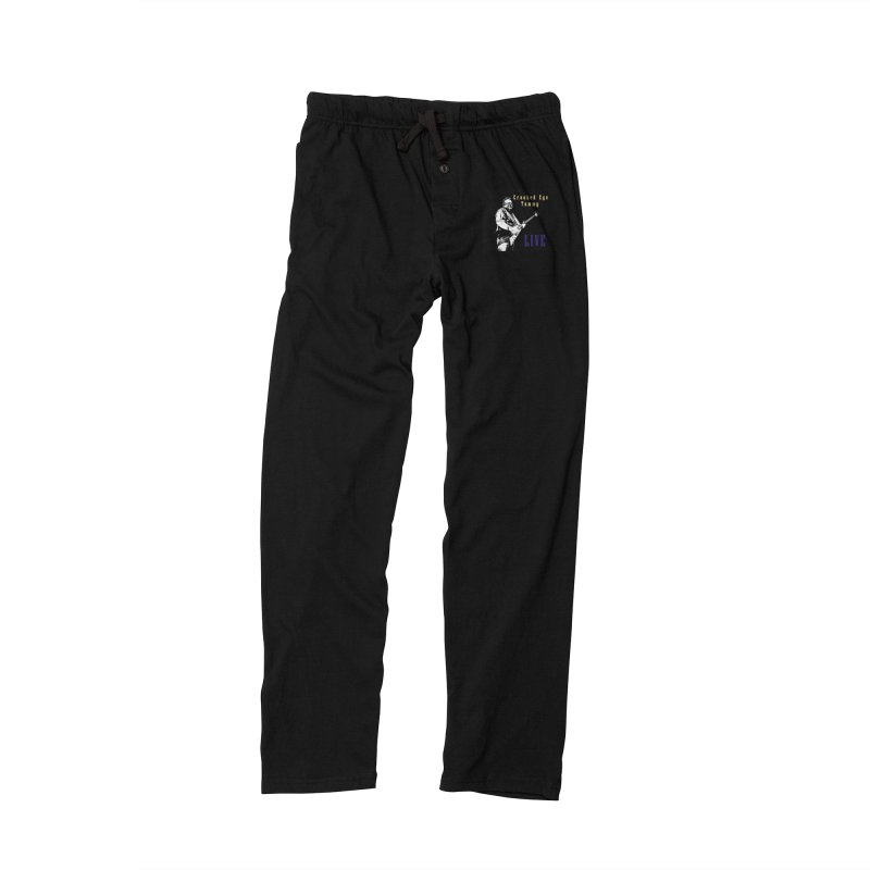 CET LIVE Men's Lounge Pants by Crooked Eye Swag Shop