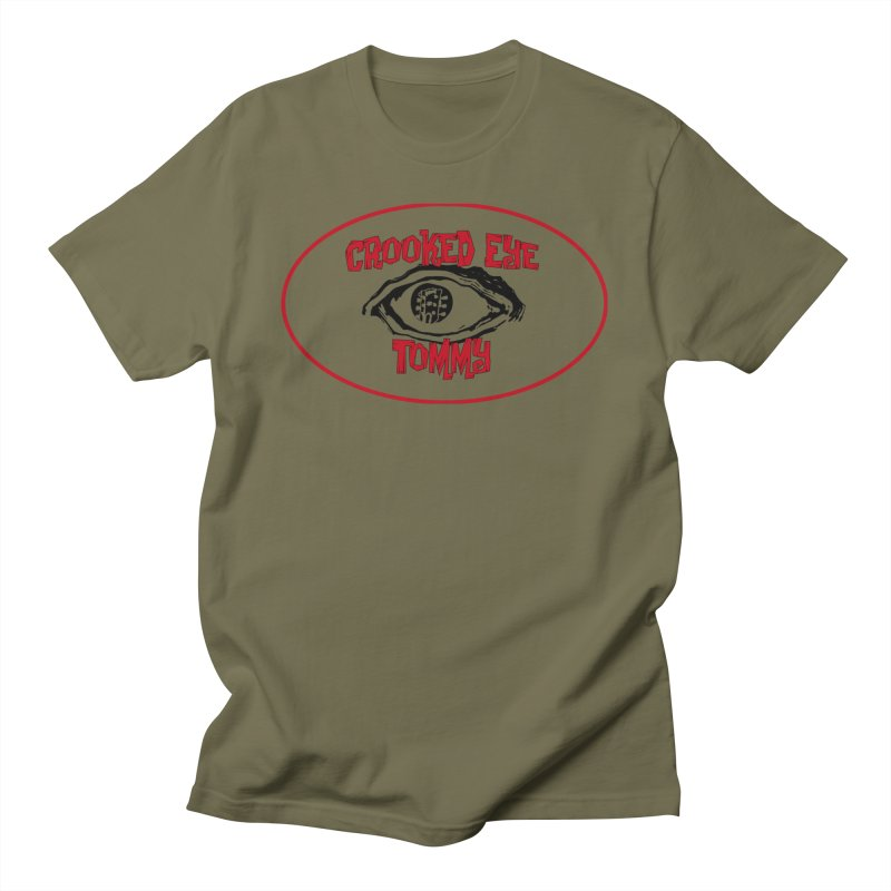 Floating CET Logo PNG Women's Unisex T-Shirt by Crooked Eye Swag Shop