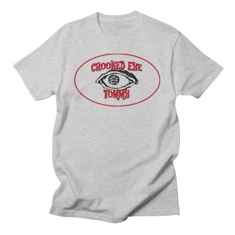 Floating CET Logo PNG Women's Regular Unisex T-Shirt by Crooked Eye Swag Shop