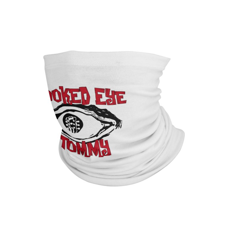 CET Logo Accessories Neck Gaiter by Crooked Eye Swag Shop