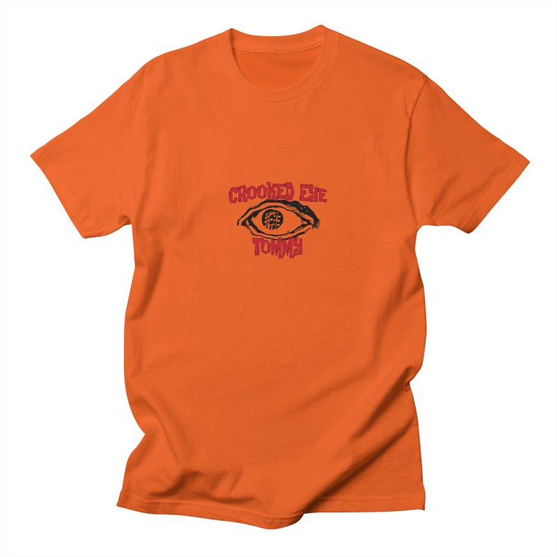 CET Logo Men's T-Shirt by Crooked Eye Swag Shop