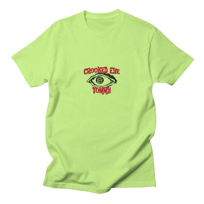CET Logo Men's Regular T-Shirt by Crooked Eye Swag Shop