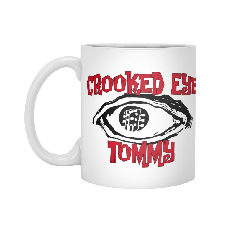 CET Logo Accessories Standard Mug by Crooked Eye Swag Shop