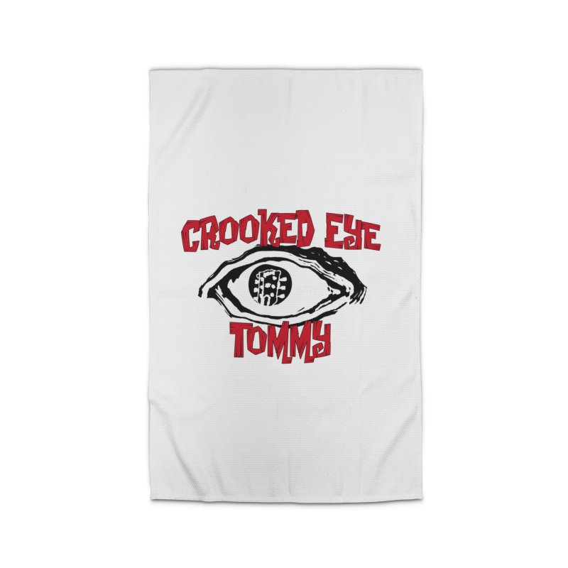 CET Logo Home Rug by Crooked Eye Swag Shop