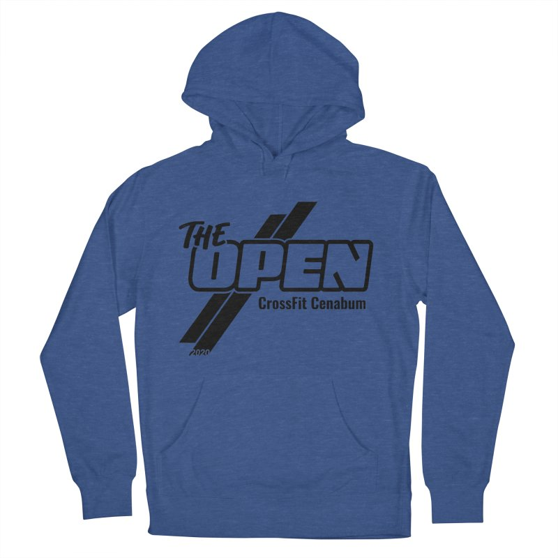 The Open 2020 Women's Pullover Hoody by Le Shop CrossFit Cenabum