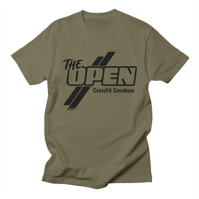 The Open 2020 Women's Regular Unisex T-Shirt by Le Shop CrossFit Cenabum