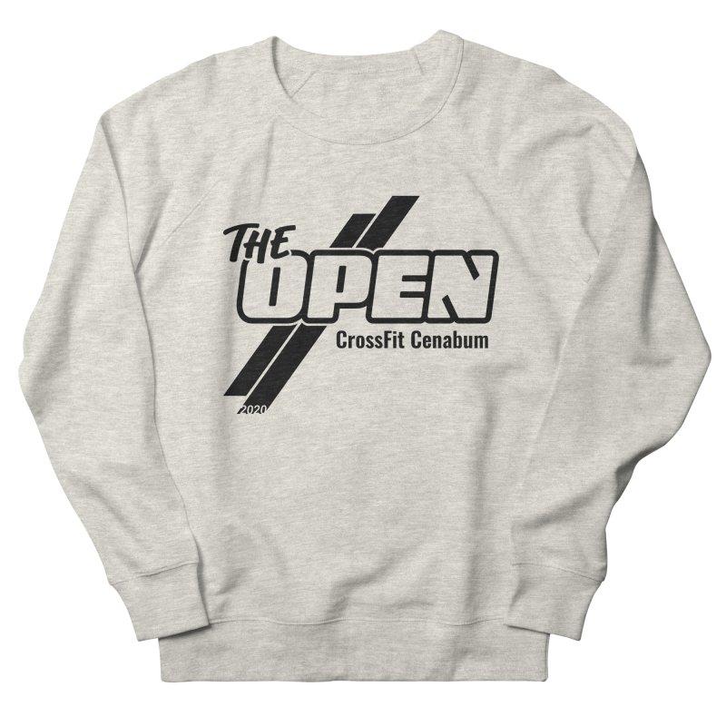The Open 2020 Men's French Terry Sweatshirt by Le Shop CrossFit Cenabum