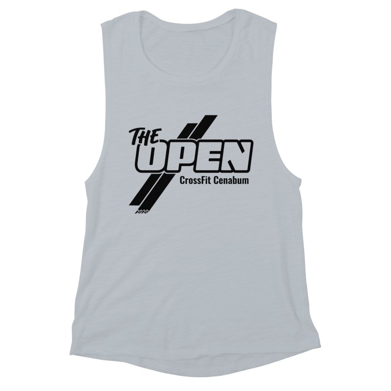 The Open 2020 Women's Tank by Le Shop CrossFit Cenabum