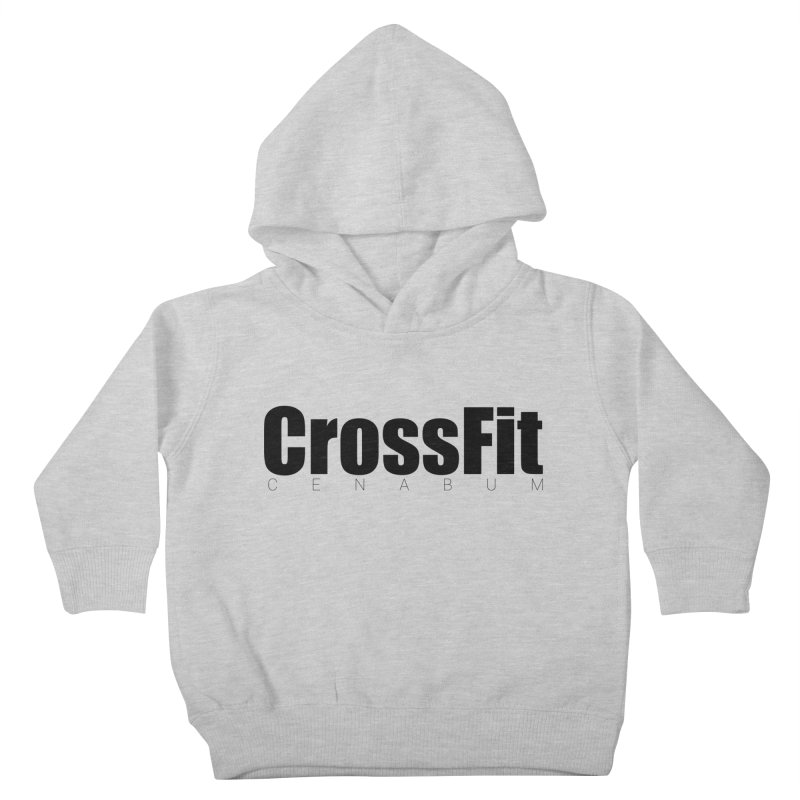 Classic Kids Toddler Pullover Hoody by Le Shop CrossFit Cenabum