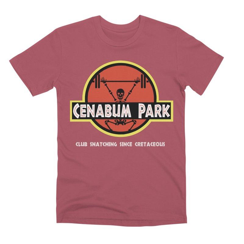 Cenabum Park Men's Premium T-Shirt by Le Shop CrossFit Cenabum