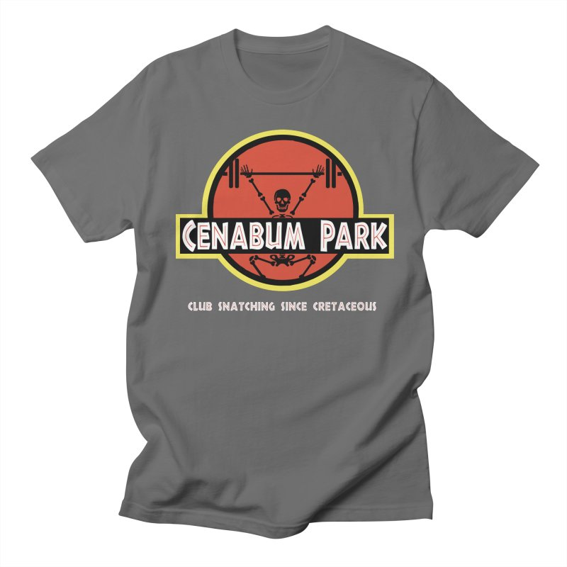 Cenabum Park Men's T-Shirt by Le Shop CrossFit Cenabum