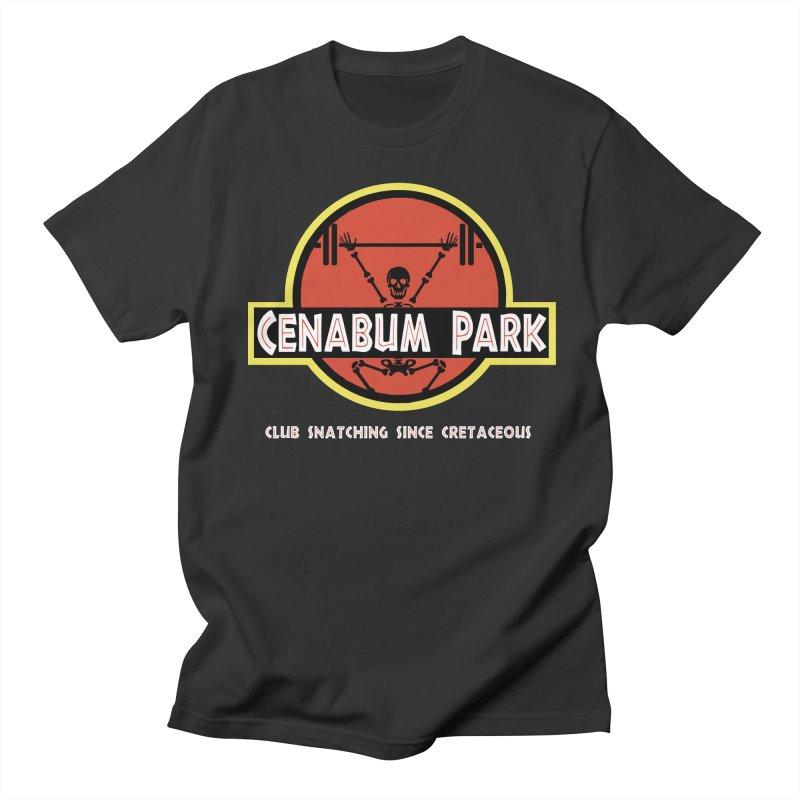 Cenabum Park Men's Regular T-Shirt by Le Shop CrossFit Cenabum