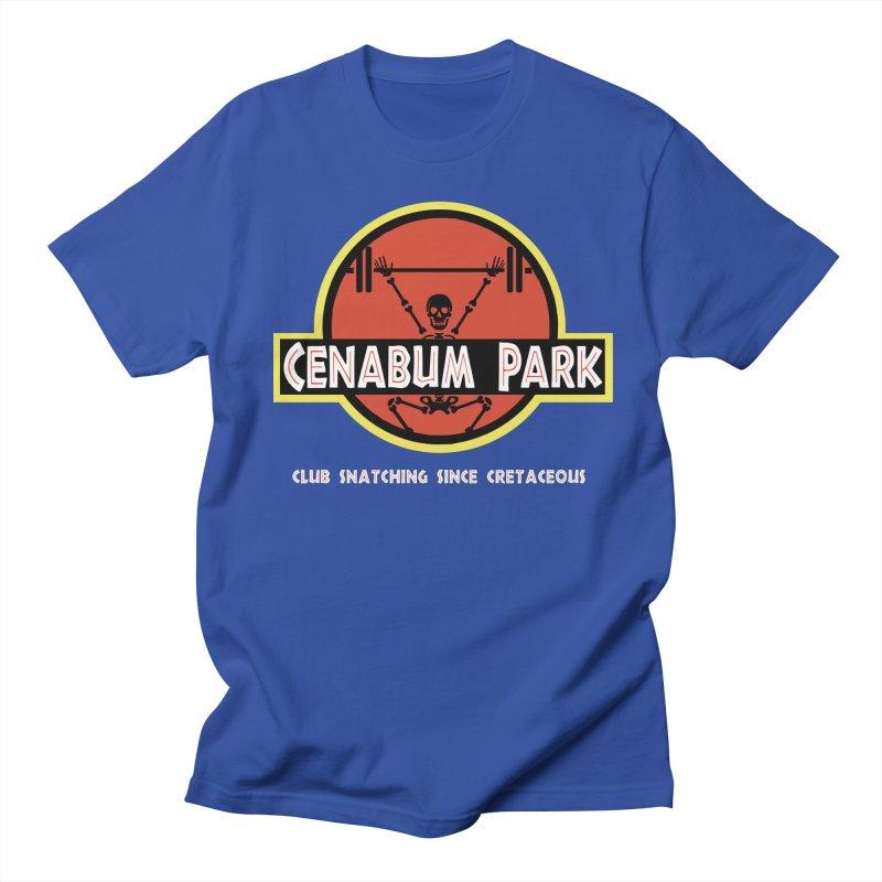 Cenabum Park Women's Regular Unisex T-Shirt by Le Shop CrossFit Cenabum
