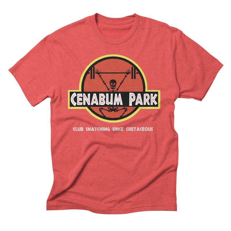 Cenabum Park Men's T-Shirt by Le Shop CrossFit Cenabum