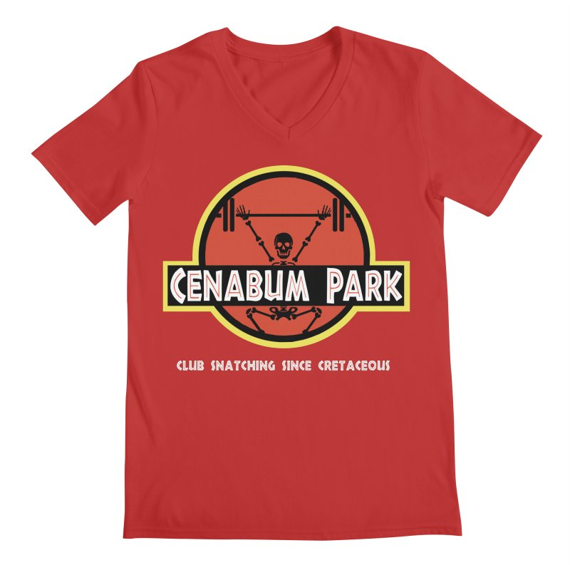 Cenabum Park Men's V-Neck by Le Shop CrossFit Cenabum