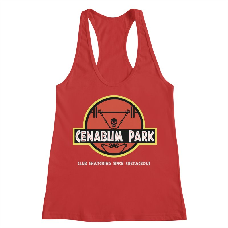 Cenabum Park Women's Tank by Le Shop CrossFit Cenabum