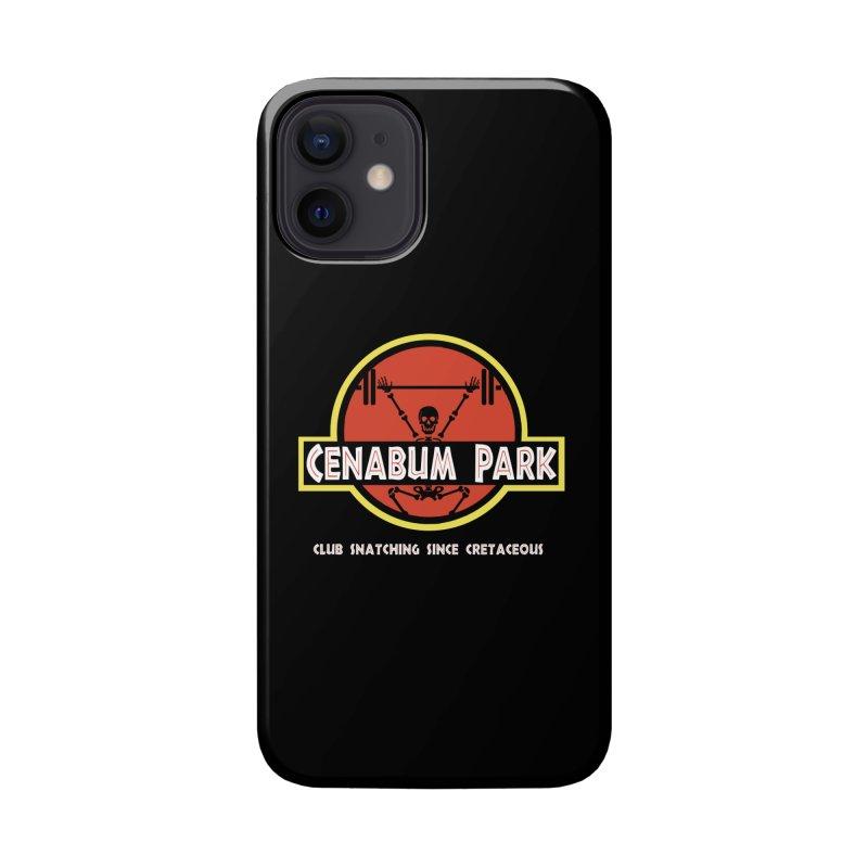 Cenabum Park Accessories Phone Case by Le Shop CrossFit Cenabum