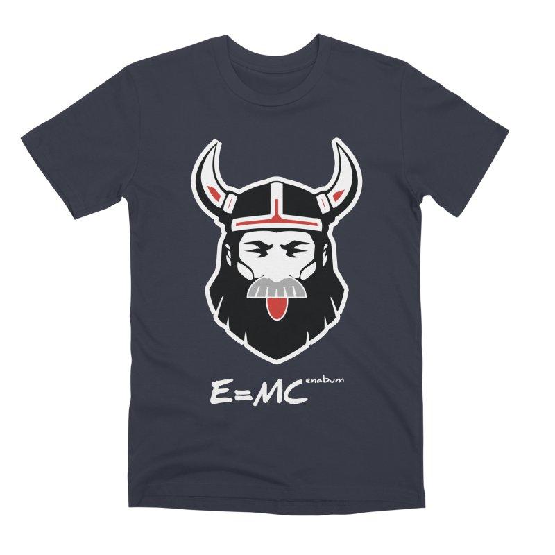 E=MCenabum Men's Premium T-Shirt by Le Shop CrossFit Cenabum