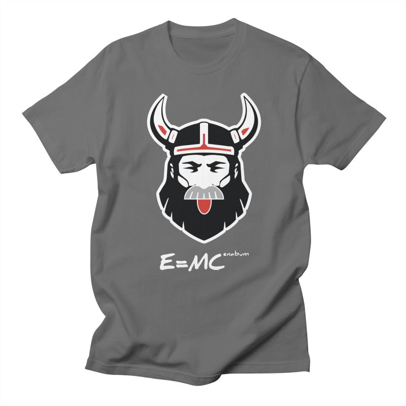 E=MCenabum Men's T-Shirt by Le Shop CrossFit Cenabum
