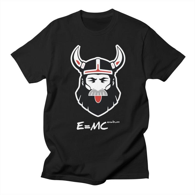 E=MCenabum Men's Regular T-Shirt by Le Shop CrossFit Cenabum