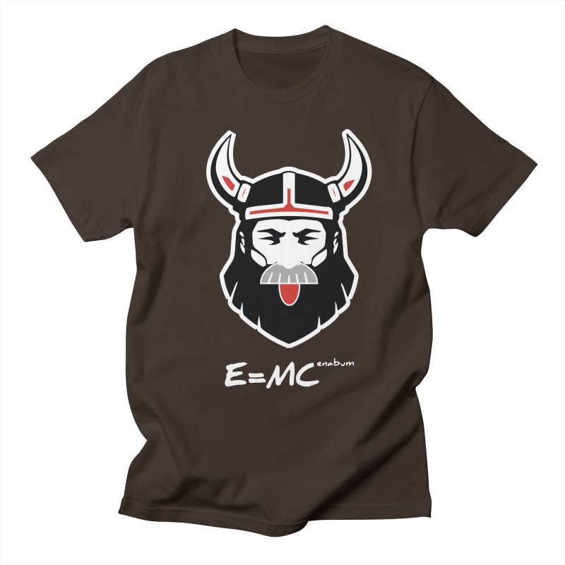 E=MCenabum Men's Regular T-Shirt by Le Shop CrossFit Cenabum