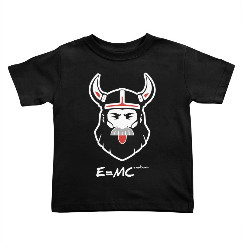 E=MCenabum Kids Toddler T-Shirt by Le Shop CrossFit Cenabum