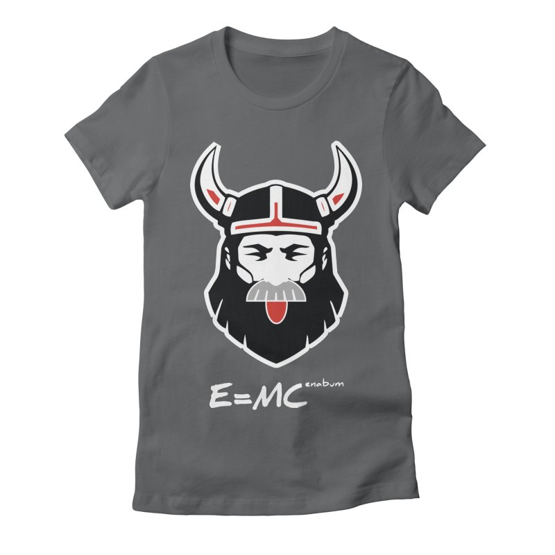 E=MCenabum Women's Fitted T-Shirt by Le Shop CrossFit Cenabum