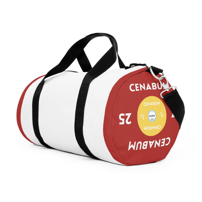 Weightlifting Accessories Bag by Le Shop CrossFit Cenabum