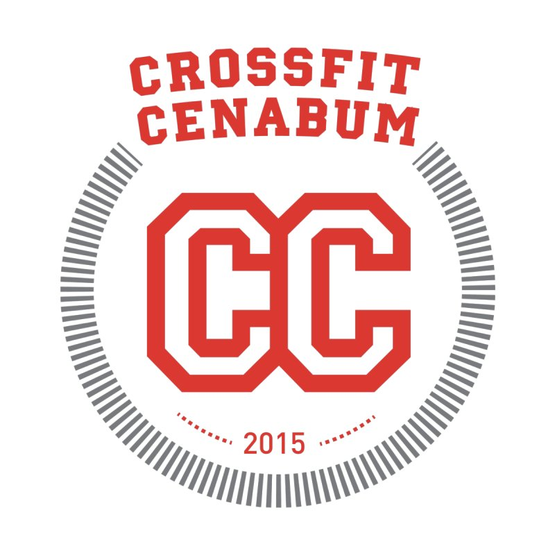 CrossFit Cenabum Classic Accessories Beach Towel by Le Shop CrossFit Cenabum