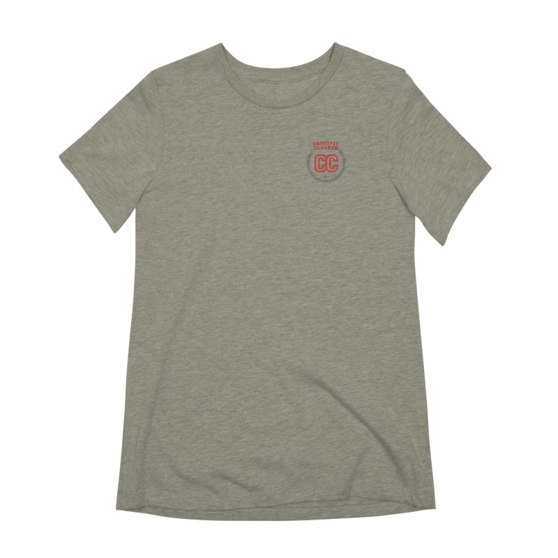 CrossFit Cenabum Classic Women's Extra Soft T-Shirt by Le Shop CrossFit Cenabum