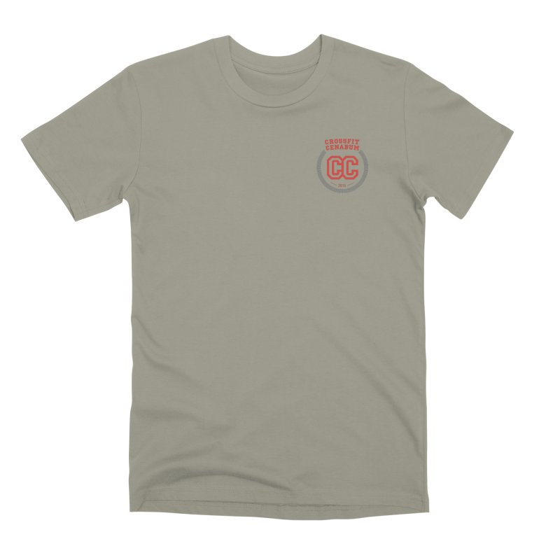 CrossFit Cenabum Classic Men's T-Shirt by Le Shop CrossFit Cenabum