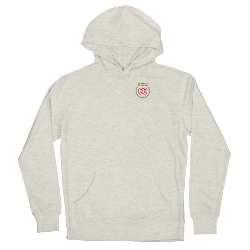 CrossFit Cenabum Classic Women's French Terry Pullover Hoody by Le Shop CrossFit Cenabum