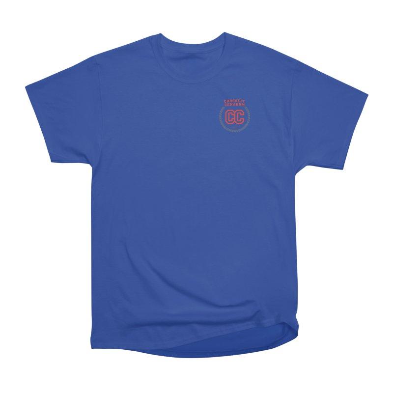 CrossFit Cenabum Classic Women's Heavyweight Unisex T-Shirt by Le Shop CrossFit Cenabum