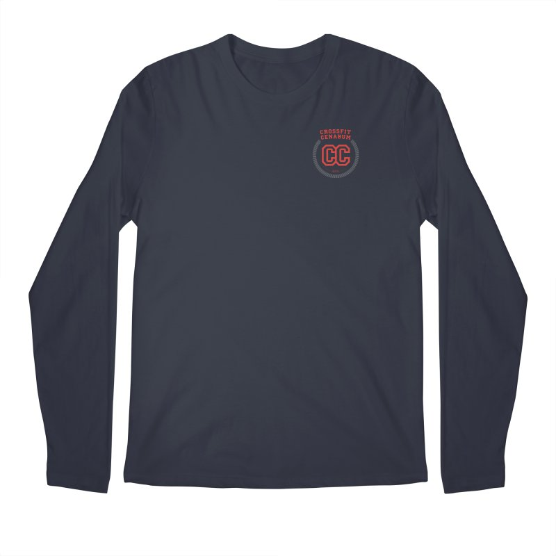CrossFit Cenabum Classic Men's Longsleeve T-Shirt by Le Shop CrossFit Cenabum
