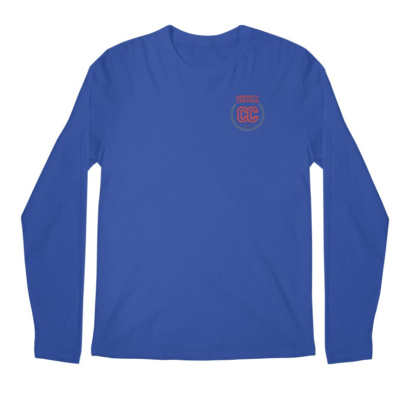 CrossFit Cenabum Classic Men's Regular Longsleeve T-Shirt by Le Shop CrossFit Cenabum