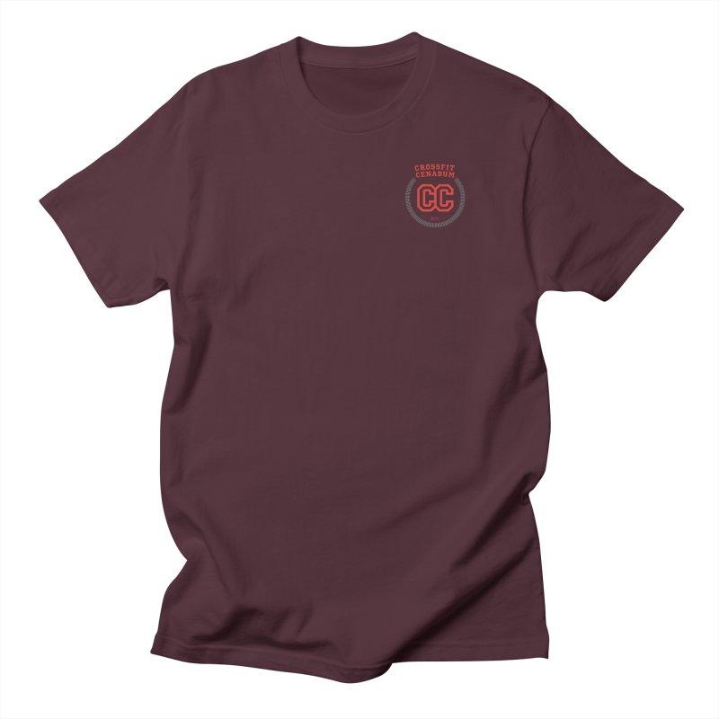 CrossFit Cenabum Classic Men's Regular T-Shirt by Le Shop CrossFit Cenabum
