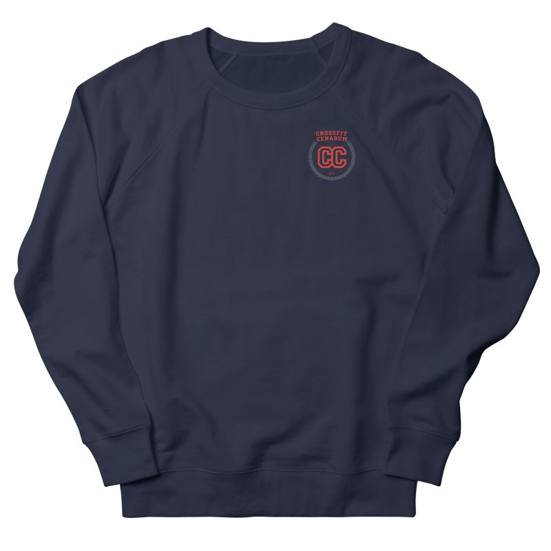 CrossFit Cenabum Classic Men's French Terry Sweatshirt by Le Shop CrossFit Cenabum