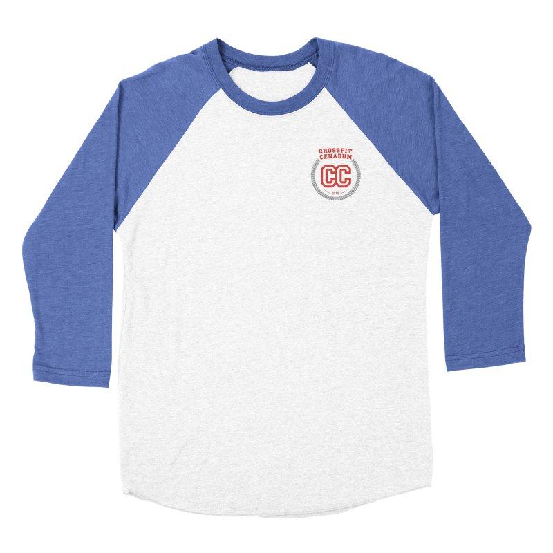CrossFit Cenabum Classic Women's Baseball Triblend Longsleeve T-Shirt by Le Shop CrossFit Cenabum