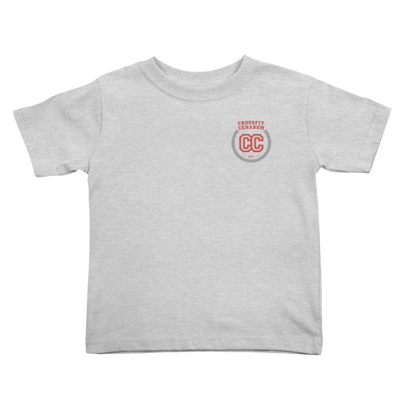 CrossFit Cenabum Classic Kids Toddler T-Shirt by Le Shop CrossFit Cenabum