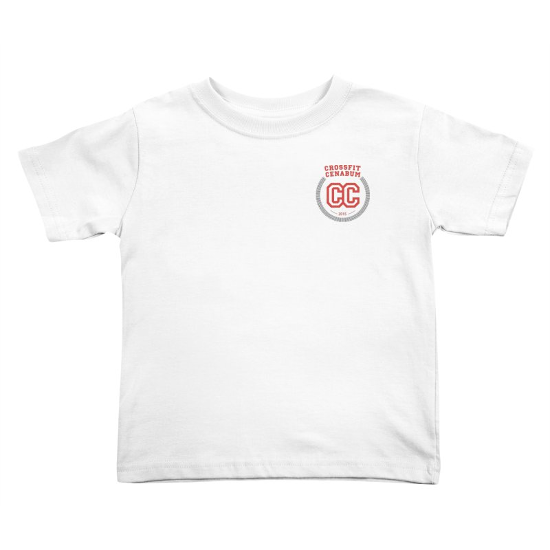 CrossFit Cenabum Classic Kids Toddler T-Shirt by Le Shop CrossFit Cenabum