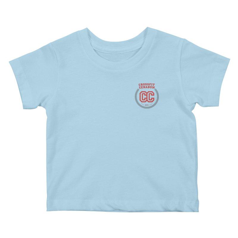 CrossFit Cenabum Classic Kids Baby T-Shirt by Le Shop CrossFit Cenabum