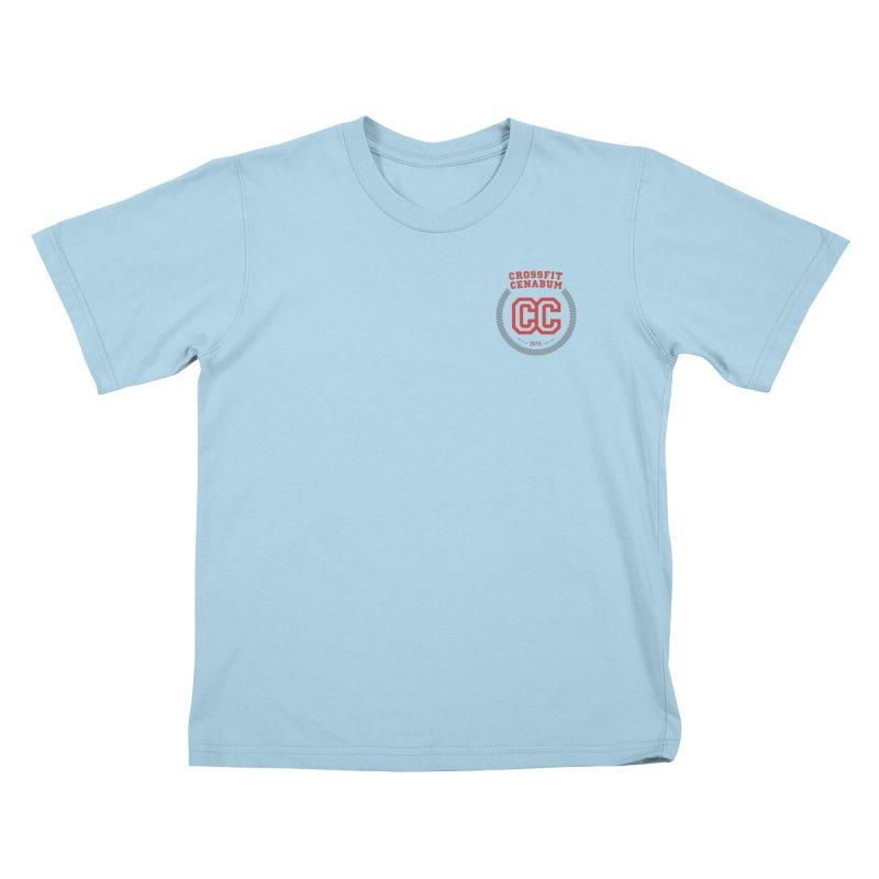 CrossFit Cenabum Classic Kids T-Shirt by Le Shop CrossFit Cenabum