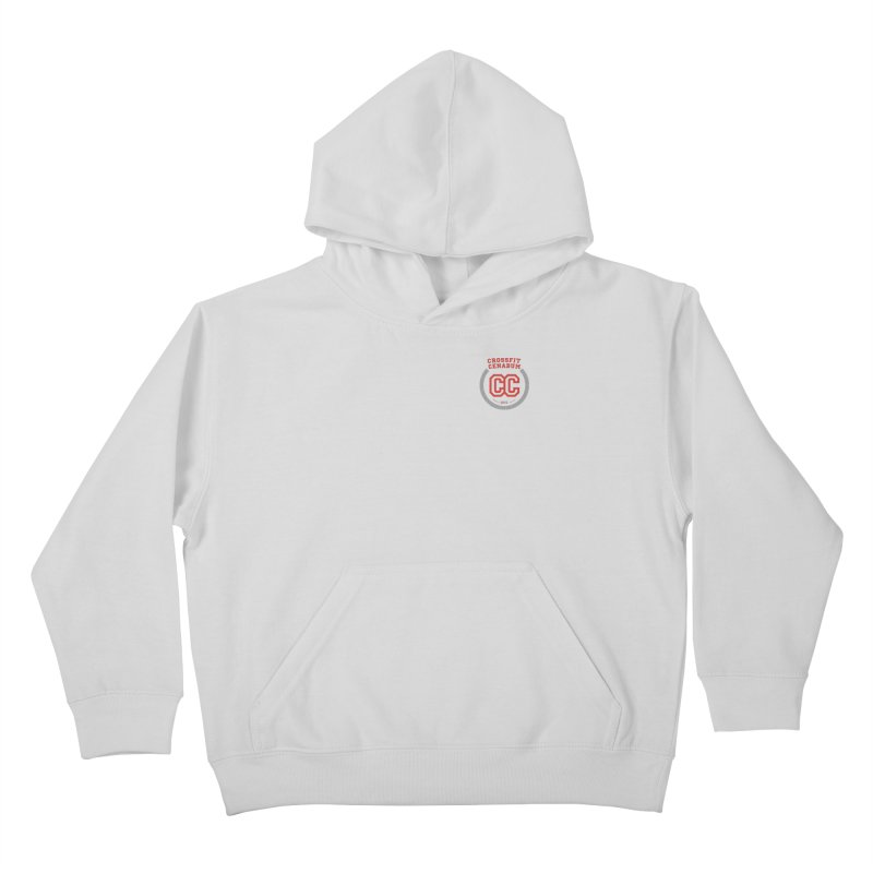 CrossFit Cenabum Classic Kids Pullover Hoody by Le Shop CrossFit Cenabum
