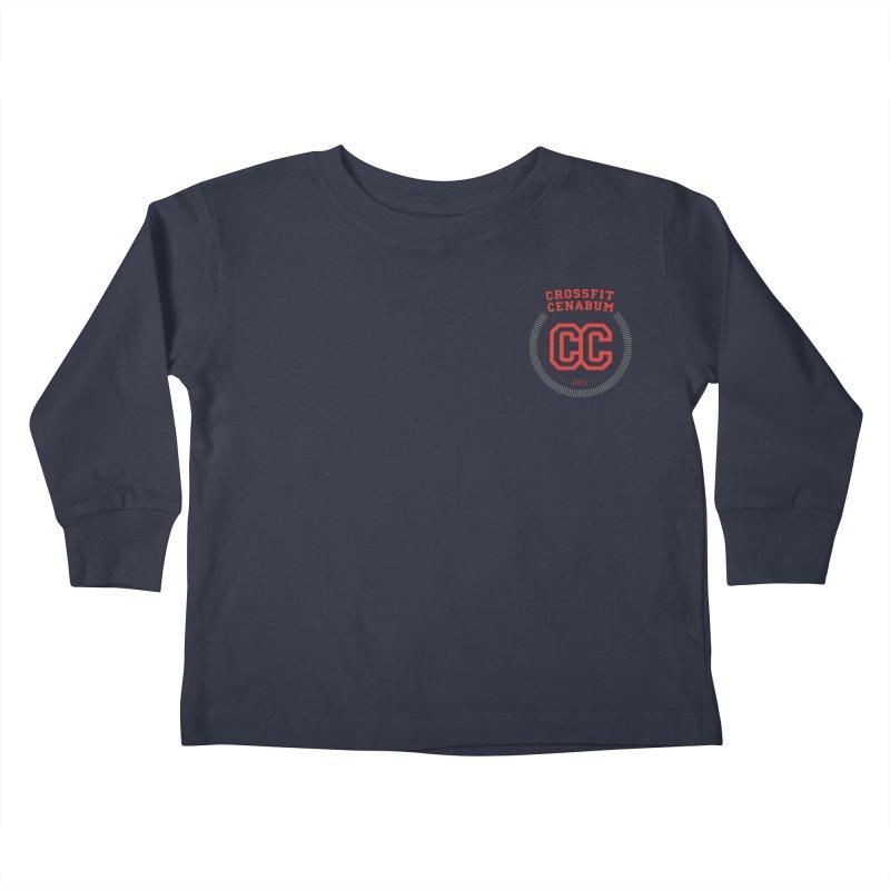 CrossFit Cenabum Classic Kids Toddler Longsleeve T-Shirt by Le Shop CrossFit Cenabum