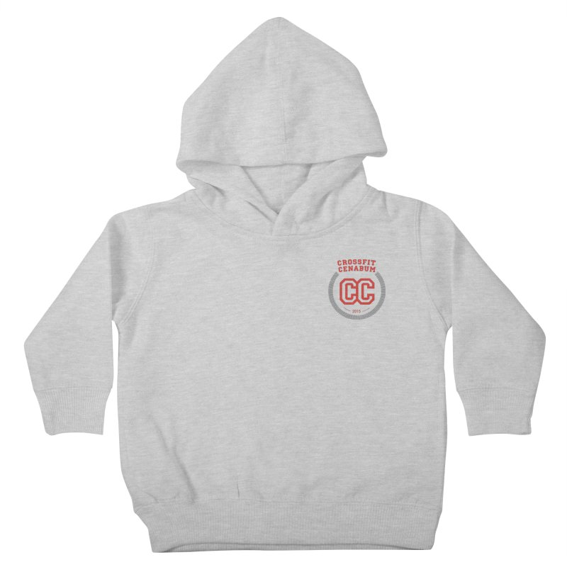 CrossFit Cenabum Classic Kids Toddler Pullover Hoody by Le Shop CrossFit Cenabum