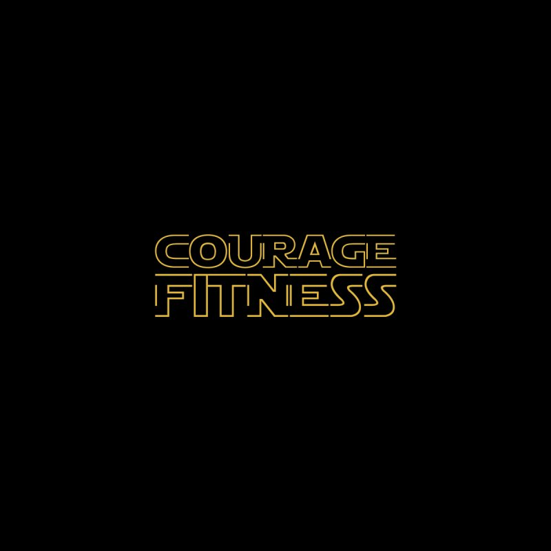 A New Hope Men's T-Shirt by Courage Fitness Durham